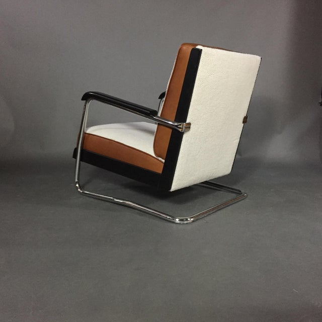 "Art Deco Pauli Blomstedt ""Adelta"" Armchair, Finland Designed 1930s For Sale - Image 3 of 11"