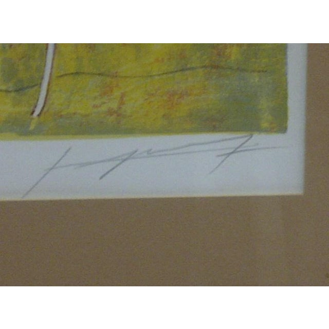 """""""Horses on Parade"""" Framed & Matted Limited Edition Signed Numbered (186/375) Print For Sale In Pittsburgh - Image 6 of 8"""