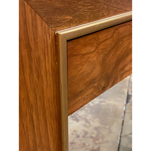 Mid-Century Modern Console Table For Sale - Image 9 of 12