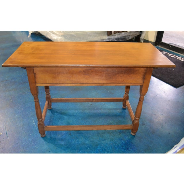 Vintage Country Console Table - Image 4 of 4