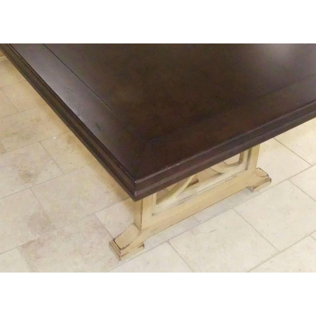 Habersham Tribeca Dining Table For Sale - Image 11 of 13