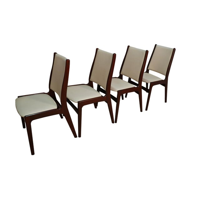 Anderstrup Mobelfabrik Uldum Rosewood Mid Century Danish Dining Chairs For Sale In Baltimore - Image 6 of 12