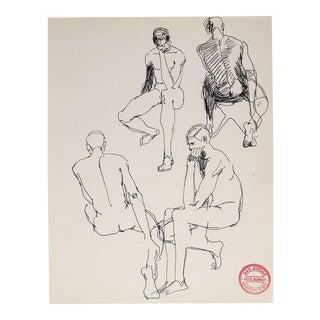 Max Jordan Male Nude Studies For Sale