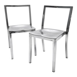Philippe Starck for Emeco Icon Chairs - a Pair