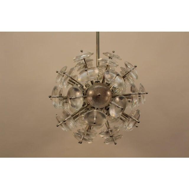 Sputnik Chandelier, Zepelin For Sale - Image 4 of 11