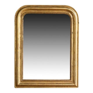 Antique French Louis Philippe Style Wall Mirror