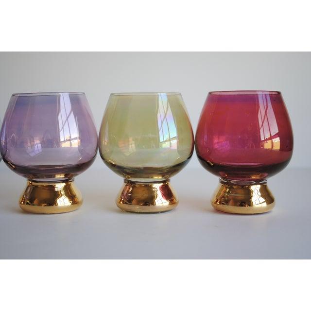 Vintage Cocktail Glasses, Set of 6 - Image 6 of 6