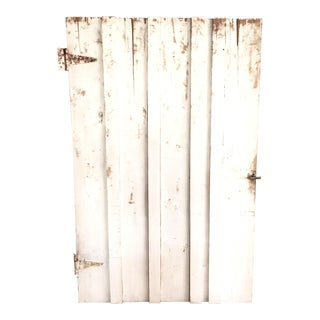 19th C. European Farmhouse Barn Door For Sale