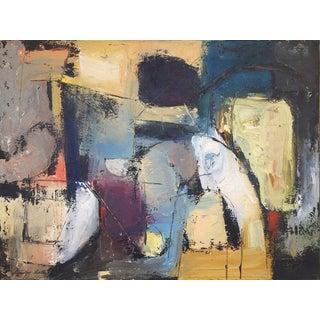 Stanley Bate, Matutinal Painting, Circa 1960 For Sale