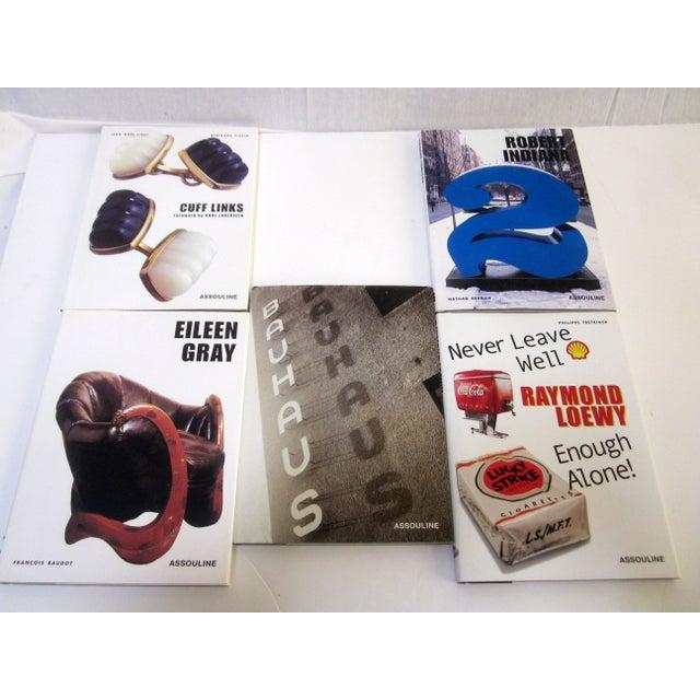 Robert Indiana Loewy Gray 5 Books - Image 4 of 4