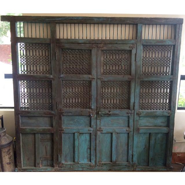 Indian Temple Door - Image 2 of 3
