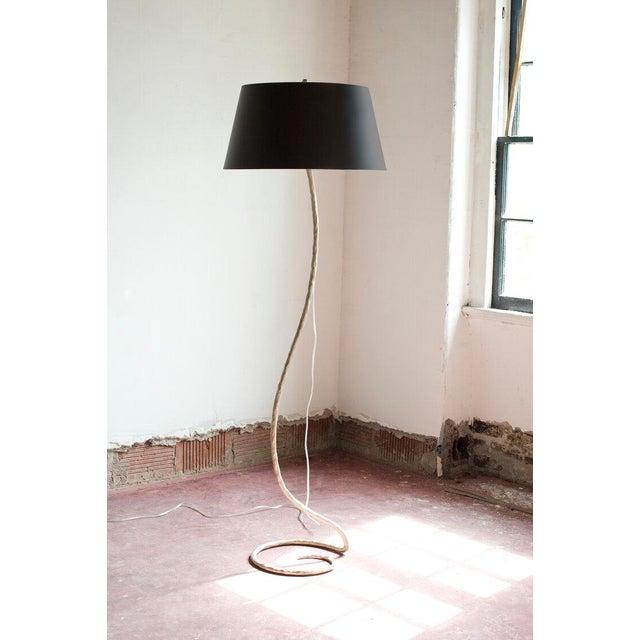 Art Nouveau vanCollier Xavier Floor Lamp For Sale - Image 3 of 3