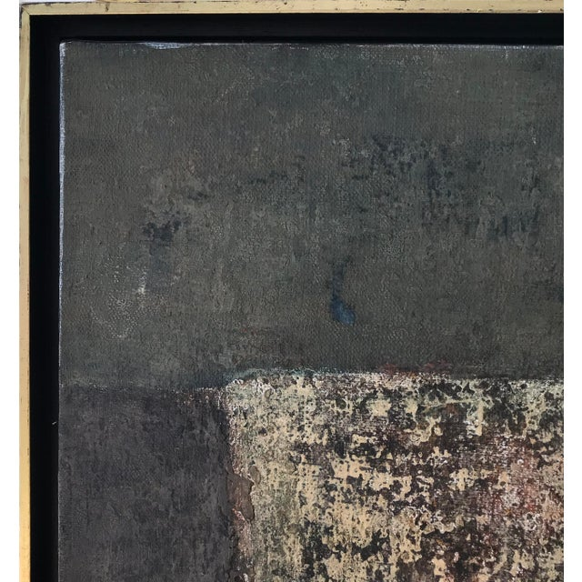 Stanley Bate, Santa Marta Painting, 1970 For Sale In New York - Image 6 of 10