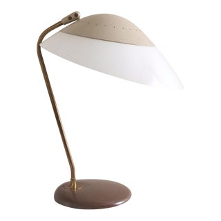 Vintage Gerald Thurston Desk Lamp for Lightolier For Sale