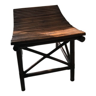 Petite Bamboo Bench