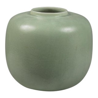Italian Ceramic Vase For Sale
