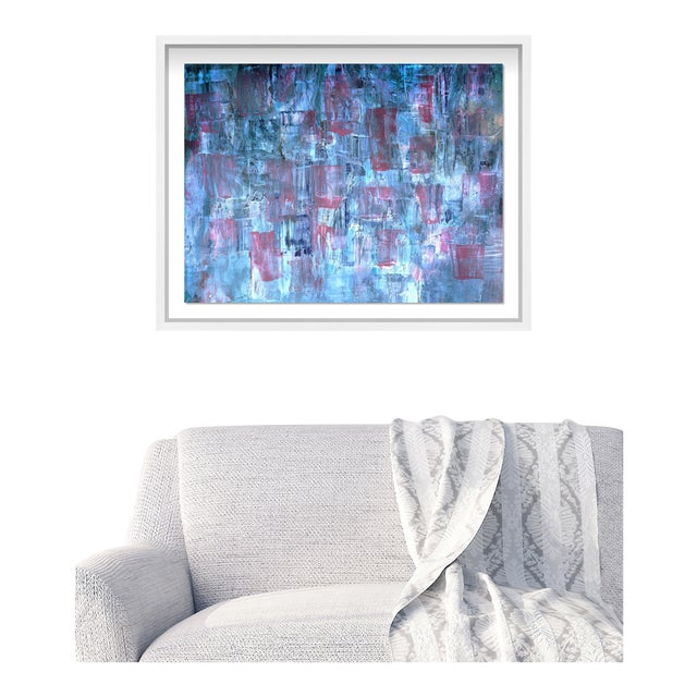"""Details: · Framed art print by The Oliver Gal Artist Co. · Professionally hand framed in a 1.2"""" floating white shadowbox..."""