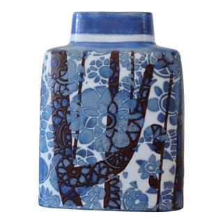 "Nils Thorsson for Royal Copenhagen ""Baca"" Vase For Sale"