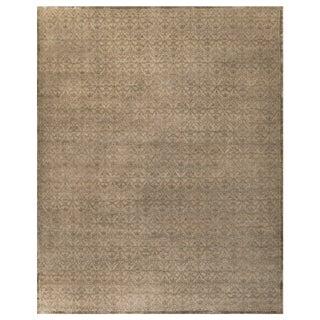 Contemporary Stark Studio 60% Wool/40% Bamboo Silk Rug - 12 X 15 For Sale