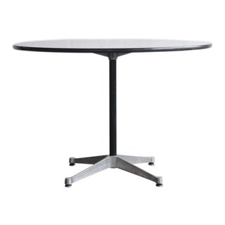Herman Miller Eames Aluminum Dining Table For Sale