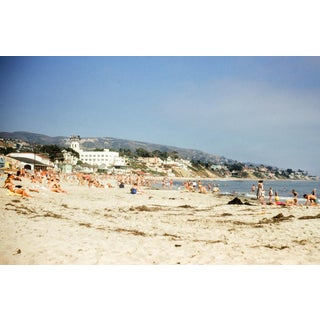 1960s Vintage Laguna Beach California Film Photograph Print For Sale