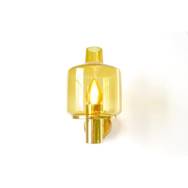 Mid-Century Modern Single Hans-Agne Jakobsson Wall Sconce For Sale - Image 3 of 3