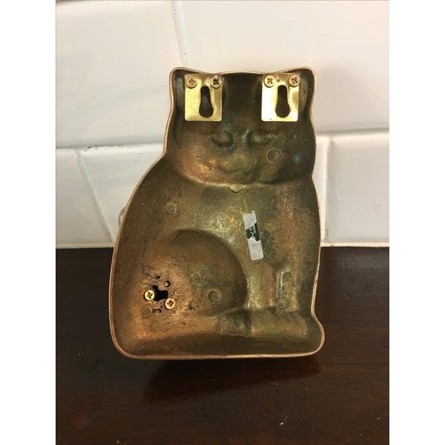 Brass Cat Hook - Image 4 of 4