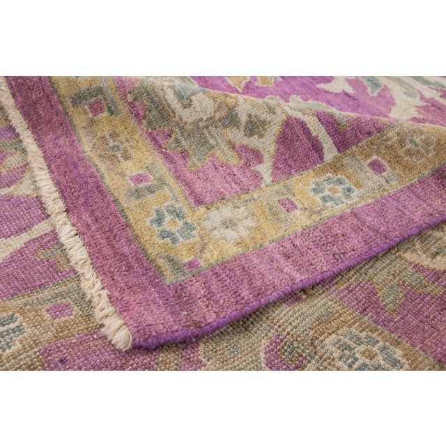 "Wool Sultanabad Rug - 8' x 10'6"" - Image 3 of 7"