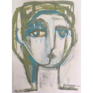 "Craig Greene ""Where Should I Start?"" Original Acrylic Painting For Sale"