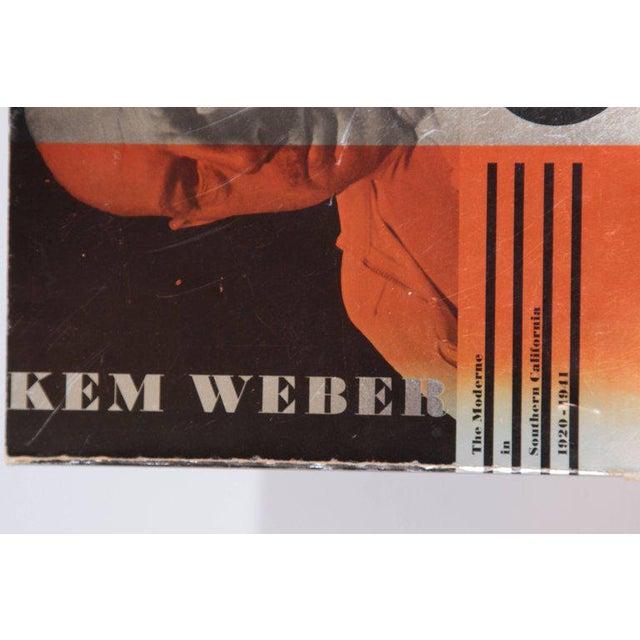 KEM Weber University of California Santa Barbara Monograph & Ephemera Difficult to source original copy, including rare...