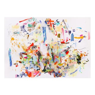 "Gina Werfel ""Fragment"", Painting For Sale"