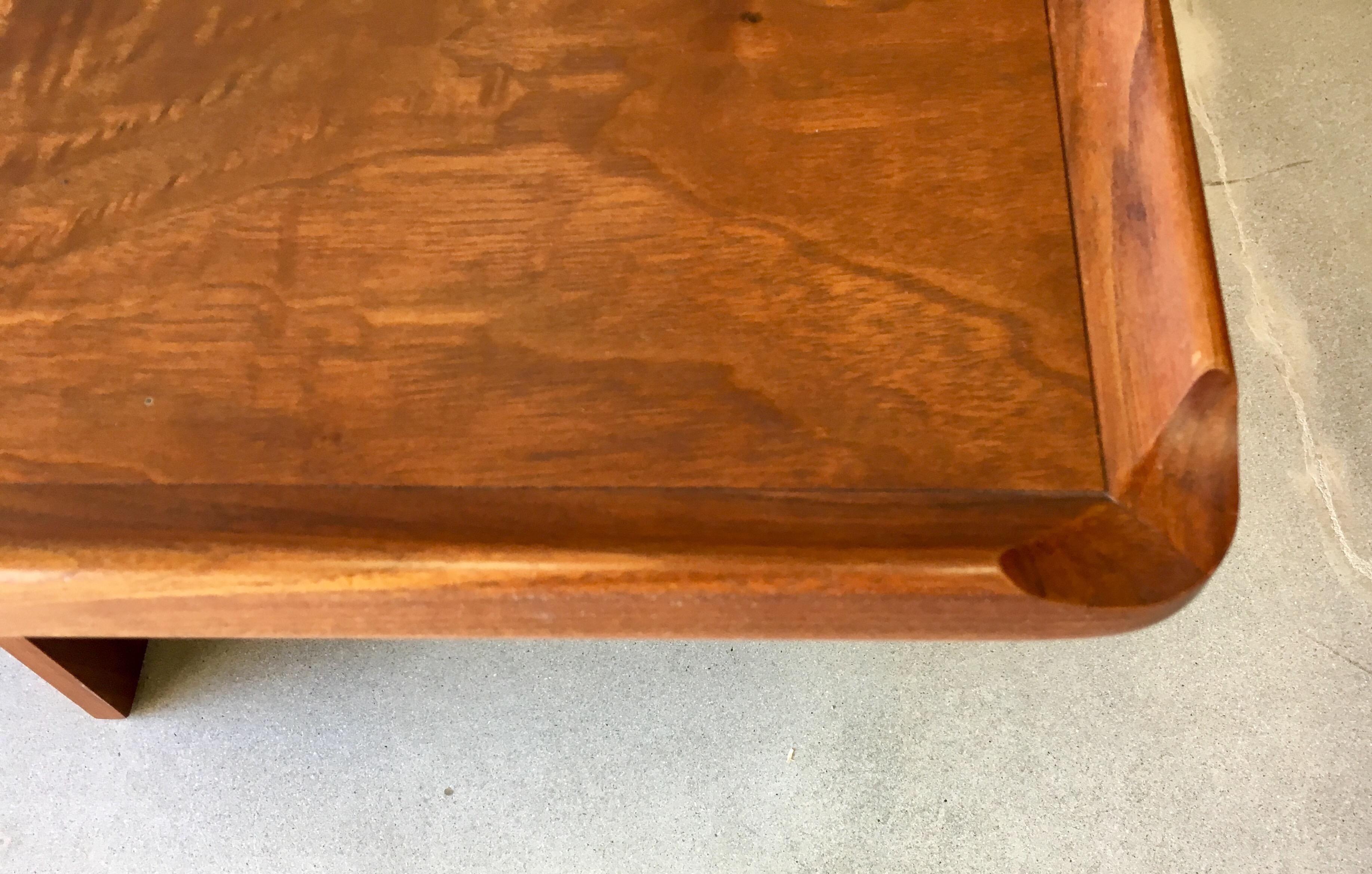 Attrayant Brown Saltman Furniture History #3   Brown Saltman Mid Century Coffee U0026  Nesting Tables   5 Pieces   Image 4 Of