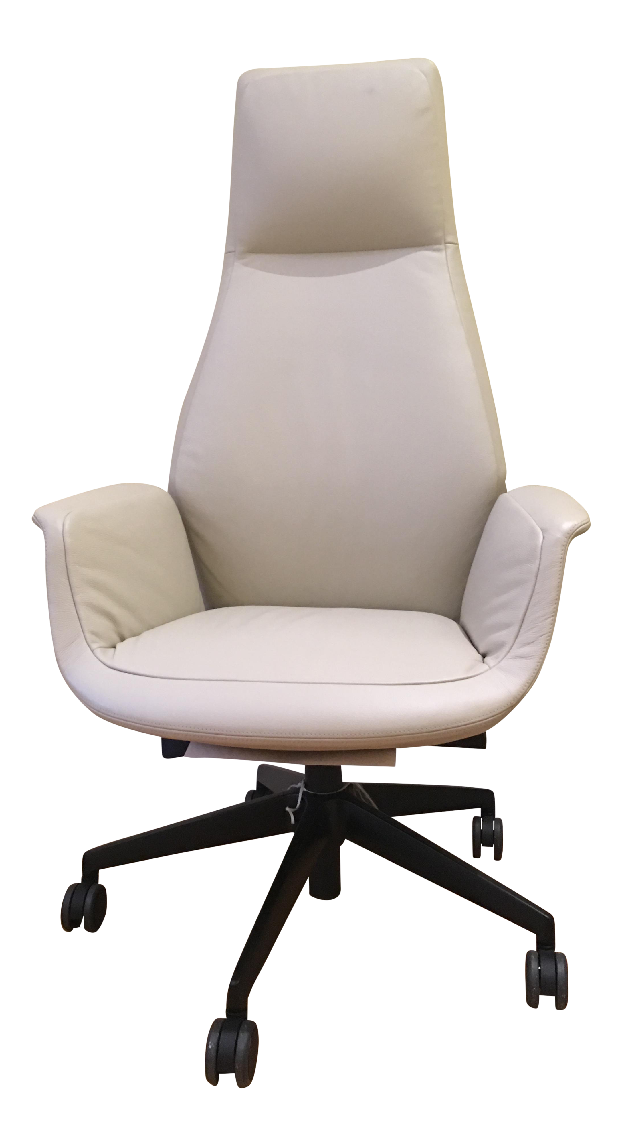 Presidential office chair Luxury Office Boulevard Home Furnishings Downtown President Office Chair Chairish