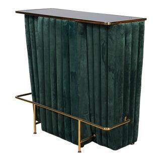 Sarreid Green Regal Bar For Sale