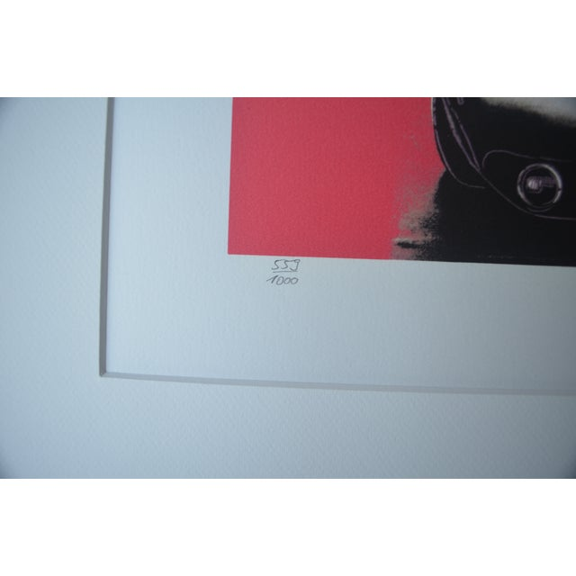 Andy Warhol Mercedes Benz Print - Image 4 of 5