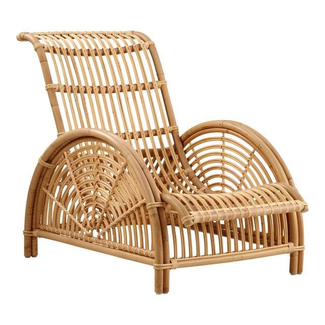 Arne Jacobsen Paris Chair - Natural For Sale