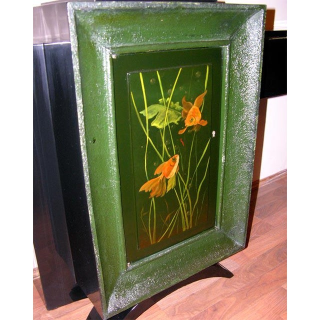 French Art Deco Low Cabinet by René Drouet and Gaston Suisse For Sale In New York - Image 6 of 8