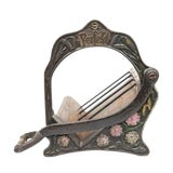 Image of 19th Century Bakery Bread Cutter Turned Countertop Wine Bottle Rack For Sale