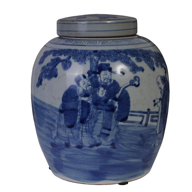 Look at this magnificent Chinese Antique porcelain vase. It was hand made and hand paint with beautiful Chinese...