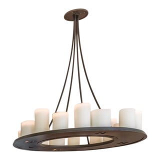 Holly Hunt Math Ring Hanging Light For Sale