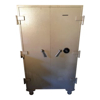 20th Century Industrial Sentry Safe For Sale