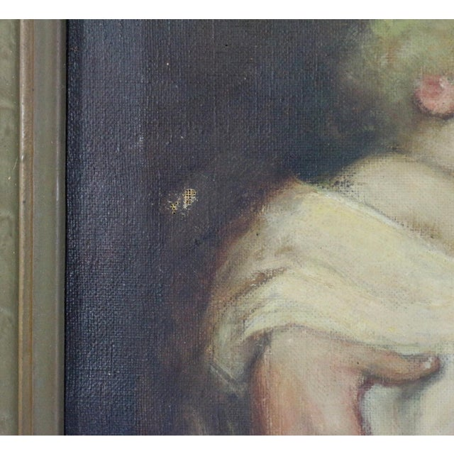 Geza Udvary 1900s Fine Oil Painting - Image 7 of 8