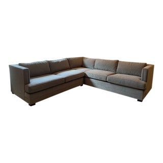 Mitchell Gold + Bob Williams Keaton Sectional For Sale