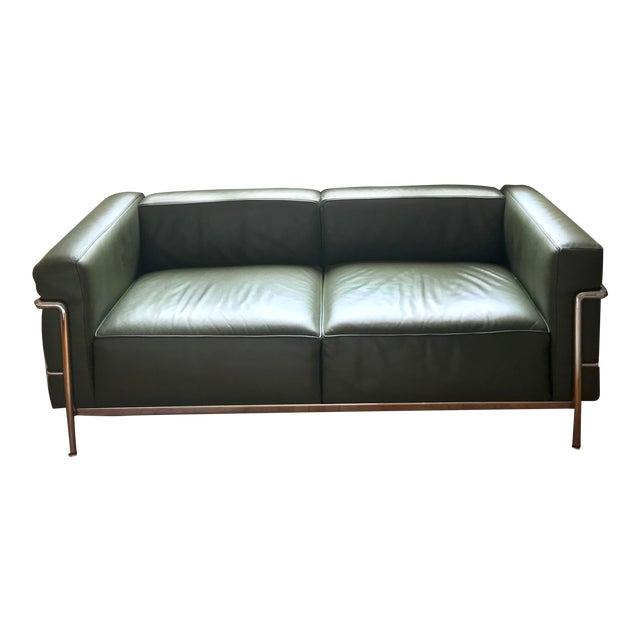Cassina Le Corbusier Sofa | Chairish