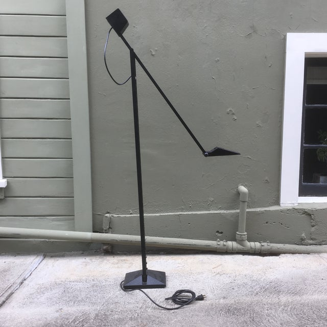 Contemporary 1980 Tizio Style Halogen Floor Lamp For Sale - Image 3 of 11