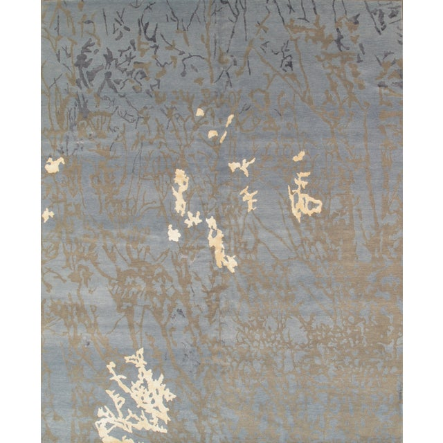 """Pasargad Modern Collection Rug - 8'1"""" x 10' - Image 1 of 2"""