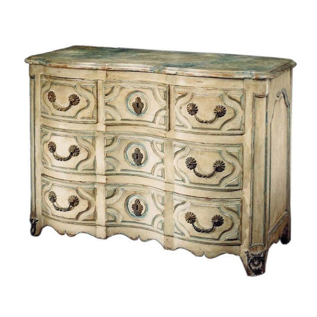 Hollywood Regency 18th Century Regence Style Commode For Sale - Image 3 of 3