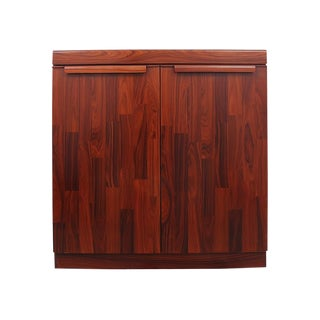 Belgian Rosewood Haberdashery Cabinet For Sale