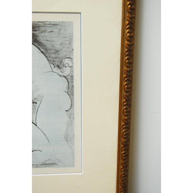 Illustration Pablo Picasso Minotaur Lithograph For Sale - Image 3 of 10