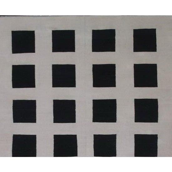Pasargad Art-Deco Style Wool Kilim - 8′2″ × 11′3″ - Image 2 of 4